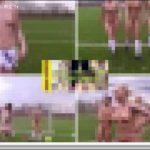 【クレアジ 00860】<全裸サッカー>大勢の欧米系のスポーツウーマンたちがなんと屋外にて全員全身全裸でサッカーを楽しむ変態野外作品! 洋物 crazyasia00860