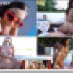[モ無]<Vol.00868>屋外プールにてトップレス姿で日焼けをしていた美女二人が男性を逆ナンしてそのままプールサイドで開放的に3Pパーリーが開催されてしまった悪夢のような乱交! 複数プレイ 洋物 PEWORLD00868